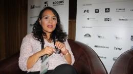 Directora Alicia Calderón