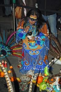 Ceremonial azteca
