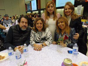 La MP Cristina Martins fue la invitada especial a los eventos
