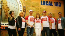 Solidaridad con Peru 2017