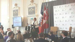 Michelle Bachelet Toronto Jun 2017