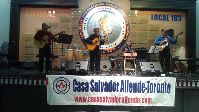 Calle Salvador Allende