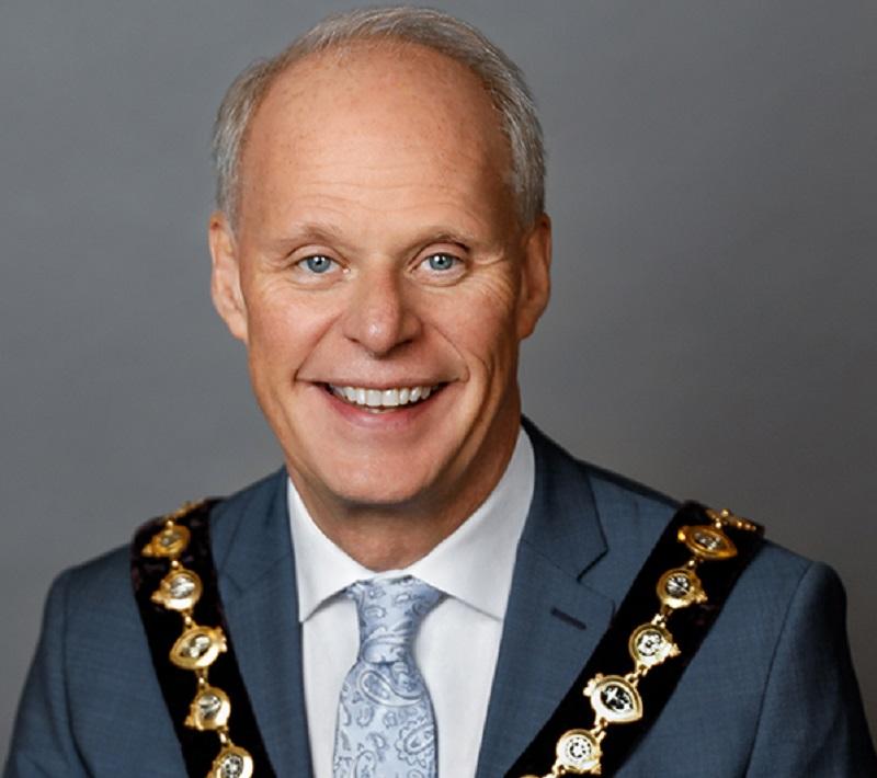 Don Carter El Nuevo Alcalde De Oshawa Que No Oculta Su